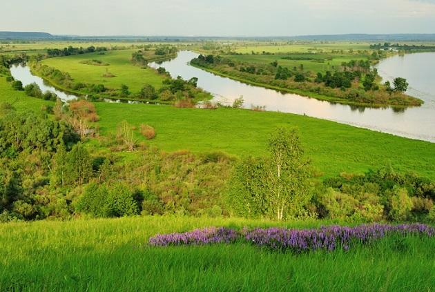 «Нижняя Кама». Национальный парк. Республика Татарстан