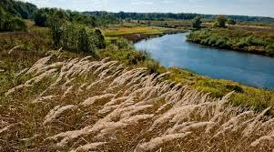 Угра. Национальный парк. Калужская область.